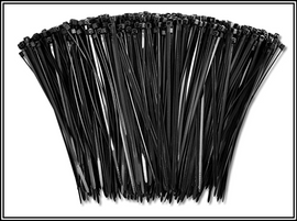 Cable Ties | Black