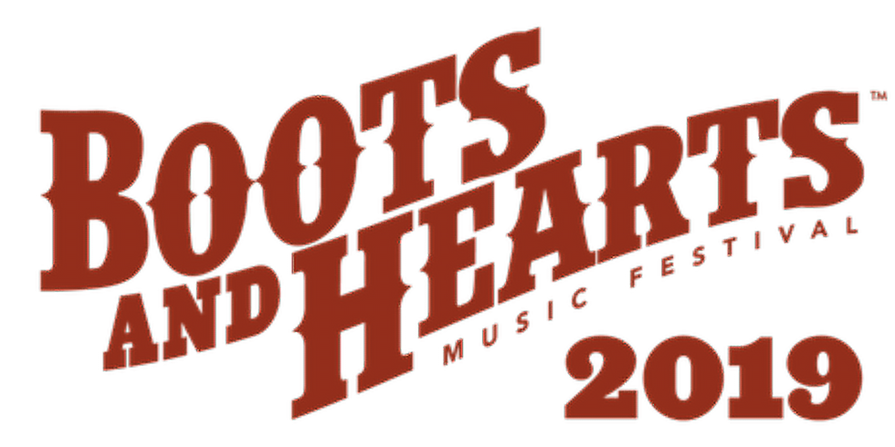 Boots & Hearts 2019 - VIP