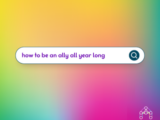 How to Be an Ally All Year Long