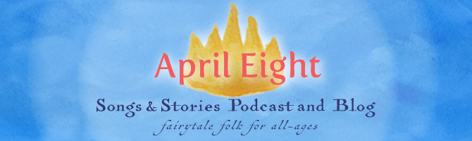 Five Minutes with April Eight