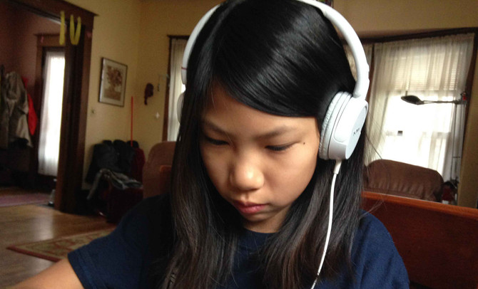 Kids Listen Sweep: Many Podcasts, One Theme