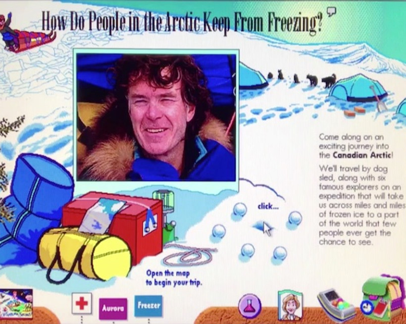How do people in the arctic Keep from freezing? Part 1 Vol 2