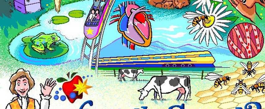 Main menu animations, Volume 1 (1994)