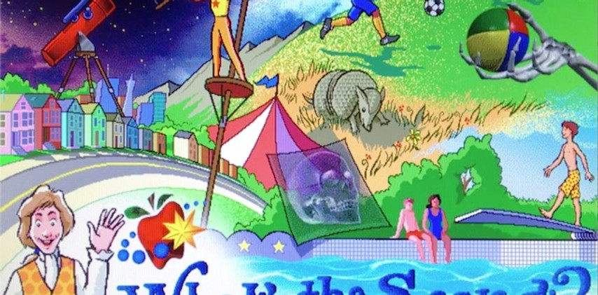 Main menu animations, Volume 3 (1996)
