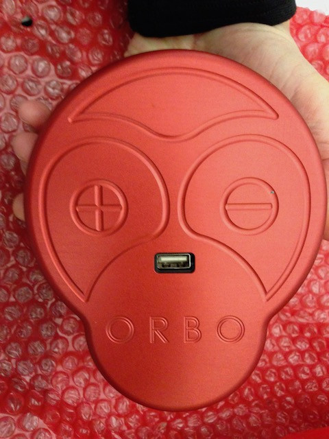 "Orbo ""O-Cube"""