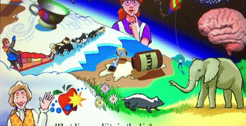 Main menu animations, Volume 2 (1995)