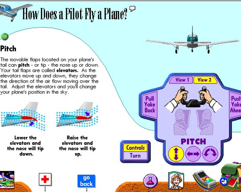 How do airplanes fly? Part 2 Vol 2.
