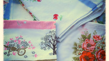 Collects: Vintage Table Cloths