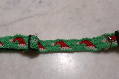 """Collier Collection Noël motif """"bonnets de Noël"""""""