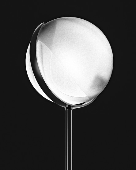 Geo Sphere Lamp