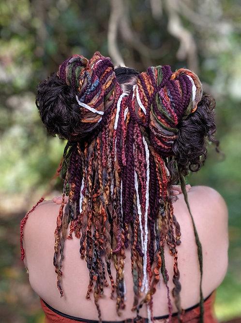 Custom Nomadic Hair Falls