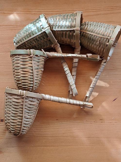Bamboo Brew Basket