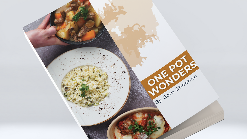 ONE POT WONDER | FREE RECIPE EBOOK
