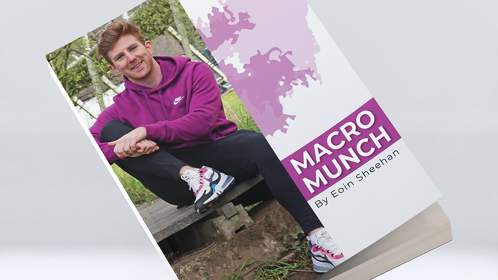 MACRO MUNCH - Simple, Nutritious & Damn Delicious