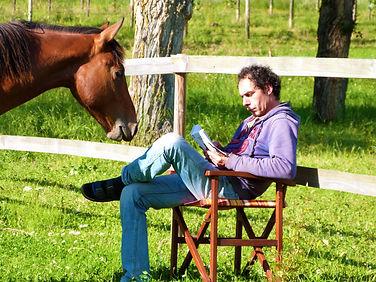 Le cheval lit en nous comme dans un livre
