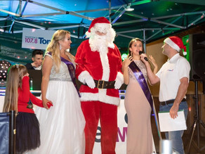 ITS CHRIISSSTTMAAAAS!!! Pageant Appearances at Christmas