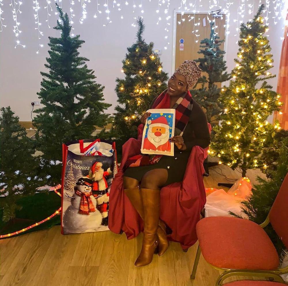 Felicia Vundla, Santa's Elf, Pageant Land Online