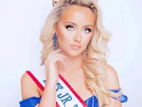 Guest Queen: Ellie Corcoran, Miss Junior Teen GB