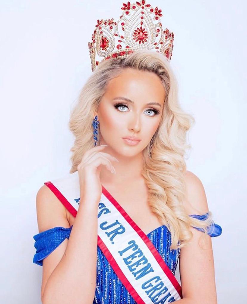 Ellie Corcoran - Miss Jr Teen GB