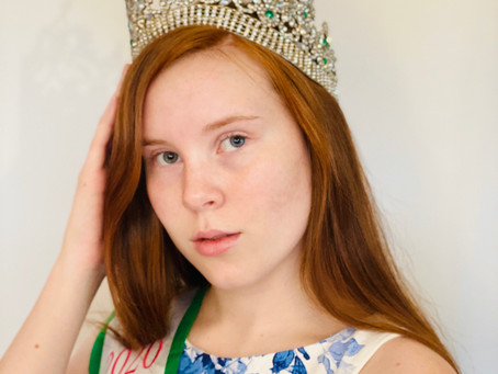 Guest Queeeen: Jasmine Pearce, Miss Teen Global Darling