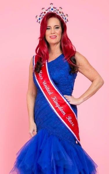 Kathryn Ozmaya, Miss United Kingdom Rose, Pageant Land Online