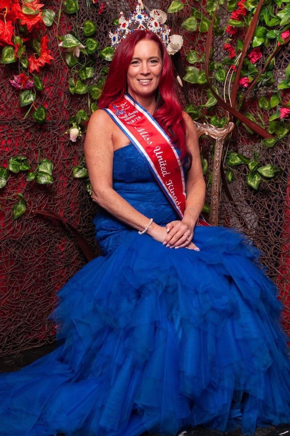 Kathryn Ozmaya, Miss United Kingdom Rose
