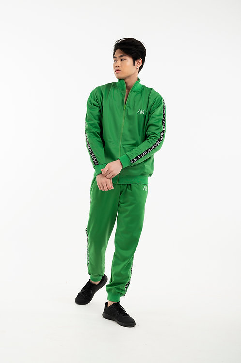 Tracksuit from the Agatha Moreno Active Sport - Green