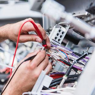 elektriciteit, bekabeling, installatie, renovatie, nieuwbouw, databekabeling