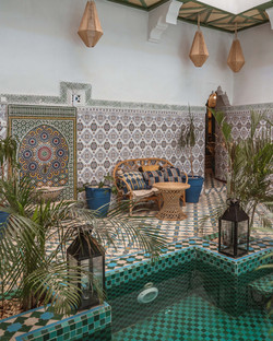 """THE OASIS"" RIAD BE"