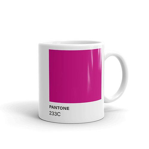 Mug Pantone 233C