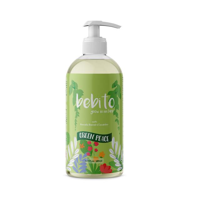 Bebito - Kids Natural Body Wash designed