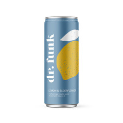 dr funk Vitamin Water by Tony Musso lemo