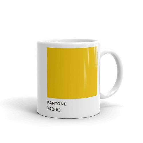 Mug Pantone 7406C