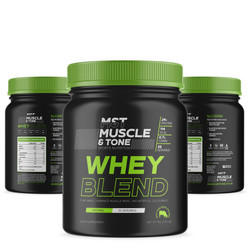 Whey Blend 1kg Natural - hero - small