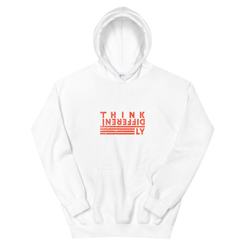 THINK DIFFERENTLY Hoodie