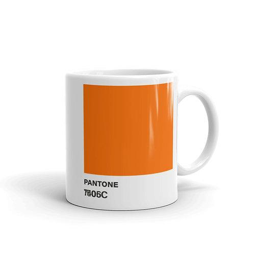 Mug Pantone 1505C