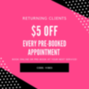For every pre-BOOKED APPOINTMent.PNG
