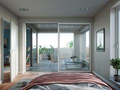 Paradis B2 - Bedroom