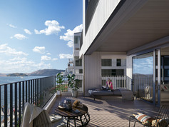 Paradis B2 - Terrace