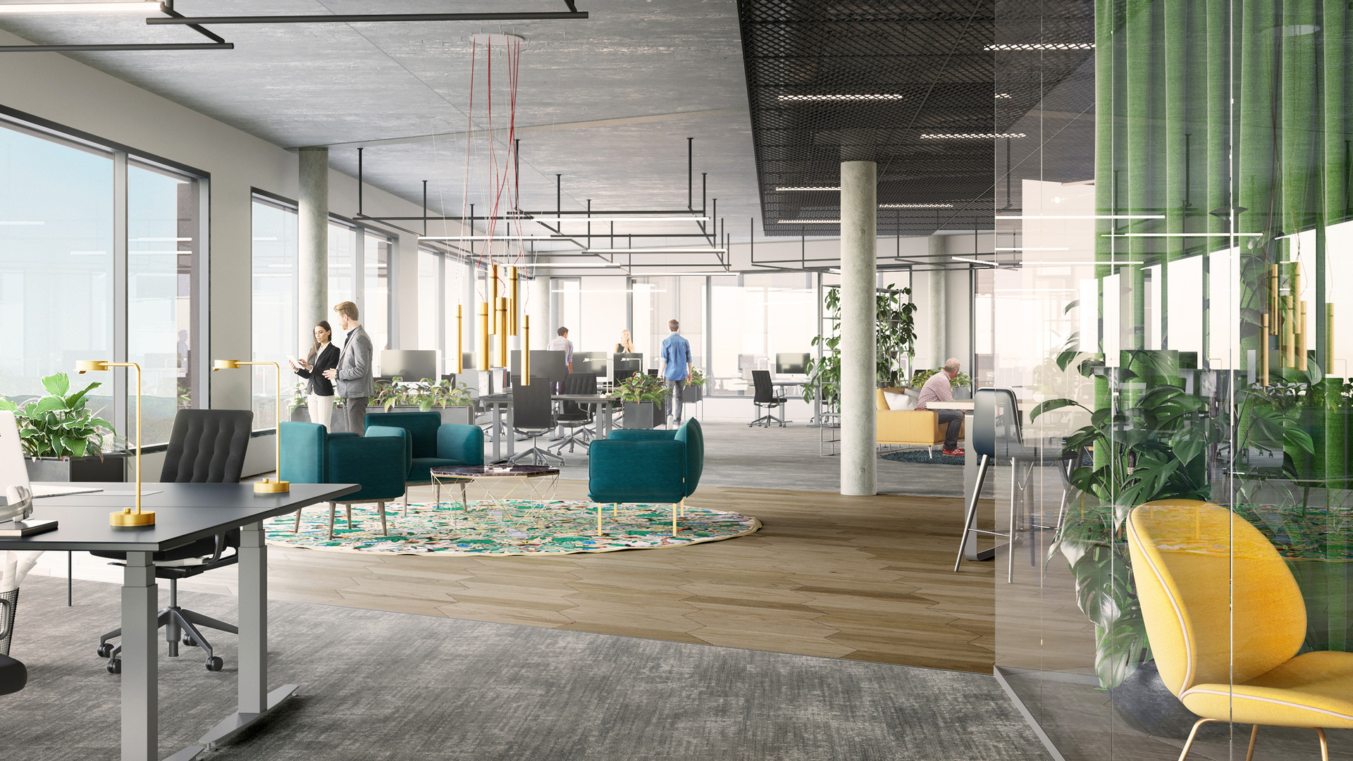 Hasle Linje Universell - Office Interiors