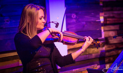 Anne Bonnett on Violin