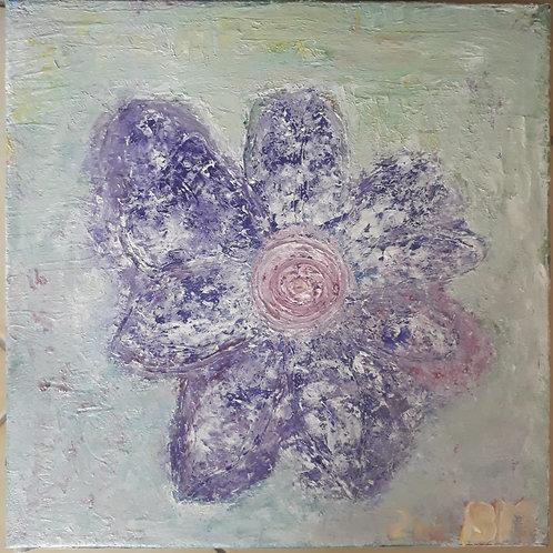 """Peinture """"Cristal violet"""""""