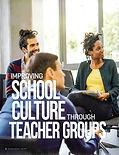 Improving SC & Culture through Teacher G