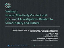 March 2017 NYSCFSS Webinar PowerPoint _P