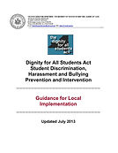 7-Dignity for All Students Act - Guidanc