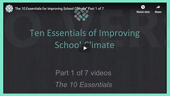 10 Essentials