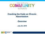 Cracking the Code of Chronic Absenteeism