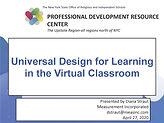 UDL in Virtual Classrooms_participant co