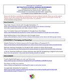 Best Practice Webinar supplemental mater