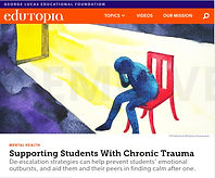 Supporting Students with Chronic Trauma.